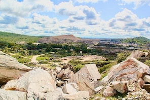 Marble Trail from Landscape to Archaeology in Vila Viçosa