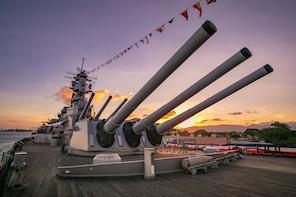 Battleship Missouri Memorial General Admission and Tour