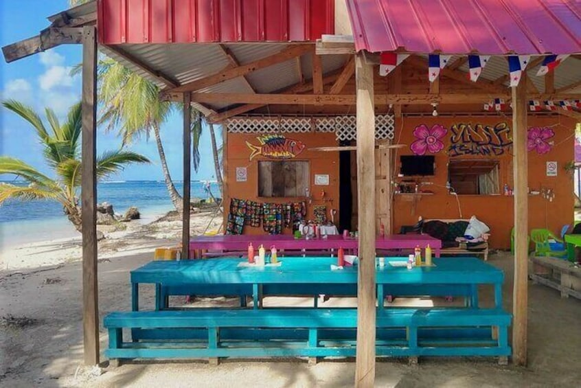 Show item 4 of 17. 3 days / 2 night on a Paradise Island in San Blas - Private Cabin (2 Guests min)