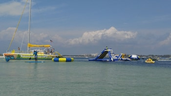 "Adventure Tour on the ""Privateer"" Catamaran"