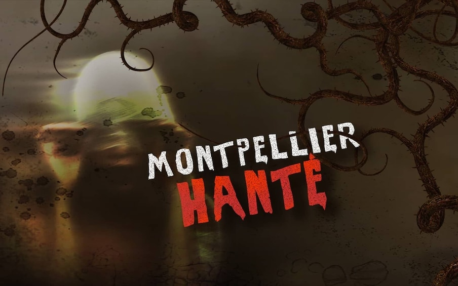 Show item 3 of 4. Haunted Montpellier Exploration Game