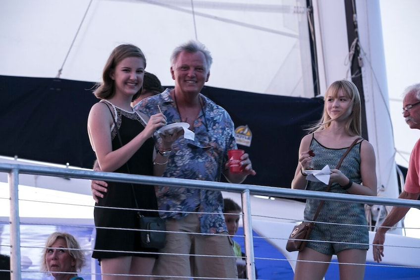 Show item 2 of 9. St. John Champagne Sunset Sail w/ Open Bar & Hors D'oeuvres