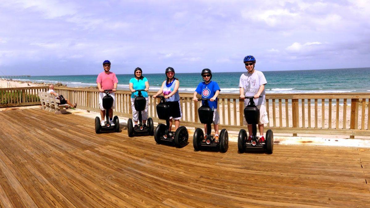 Segway Tour of Deerfield Beach