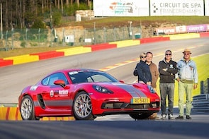 Spa-Francorchamps Guided Road 3-Hour Tour from Stavelot