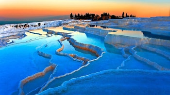 2-Day Pamukkale & Hierapolis Tour from Side