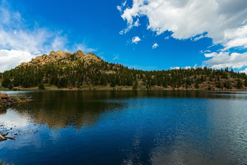 Show item 5 of 11. Private Full-Day Rocky Mountain National Park Tour