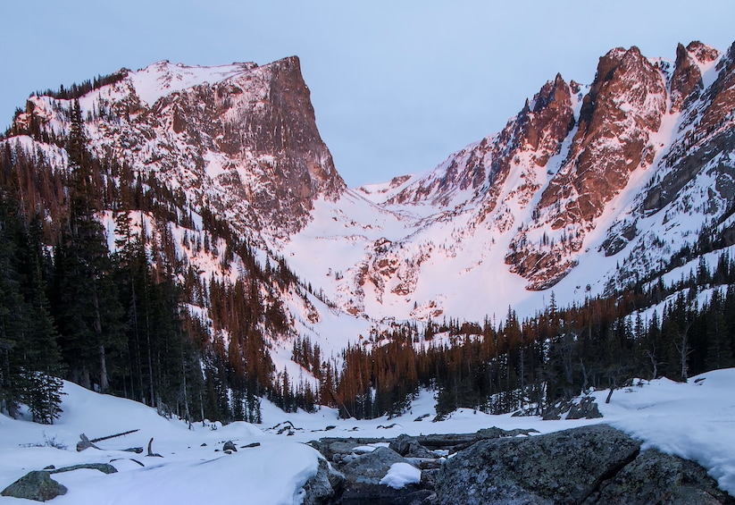 Show item 1 of 11. Private Full-Day Rocky Mountain National Park Tour