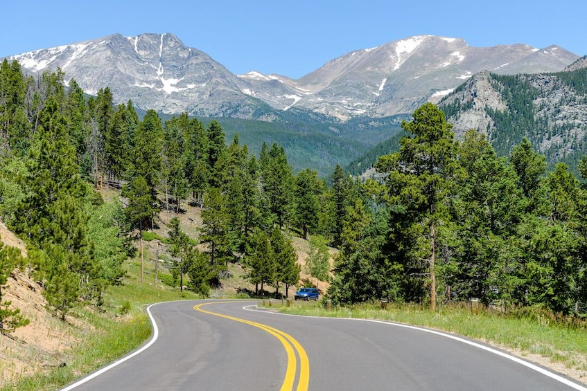 Show item 4 of 11. Private Full-Day Rocky Mountain National Park Tour