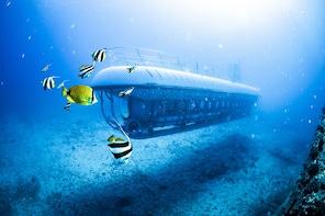Waikiki Atlantis Undersea -sukellusveneseikkailu