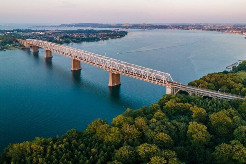 Little Belt Bridge from North Zealand to Fynen Island, Daniel Villadsen