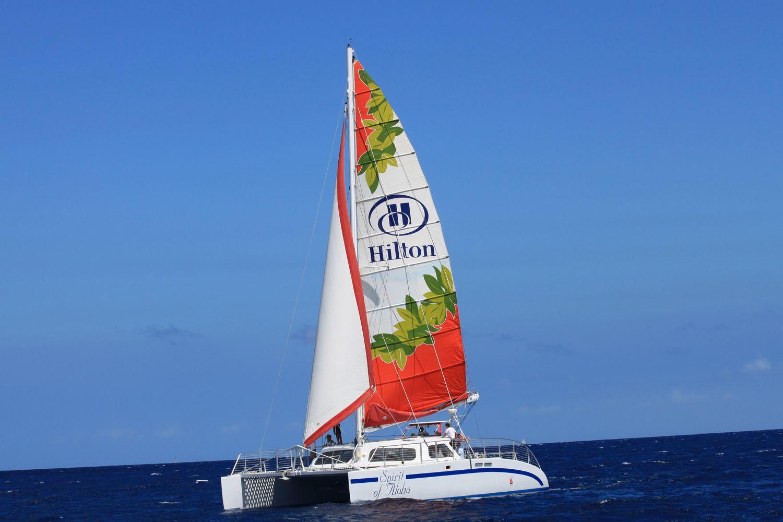 Big Island Waikoloa Snorkeling & Sailing