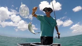 Half or Full Day - Light Tackle Near Shore Fishing Charter