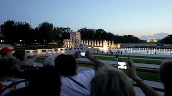 Washington, D.C. Panoramic Night Bus Tour