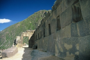 Half-Day Private Tour to Ollantaytambo Fortress