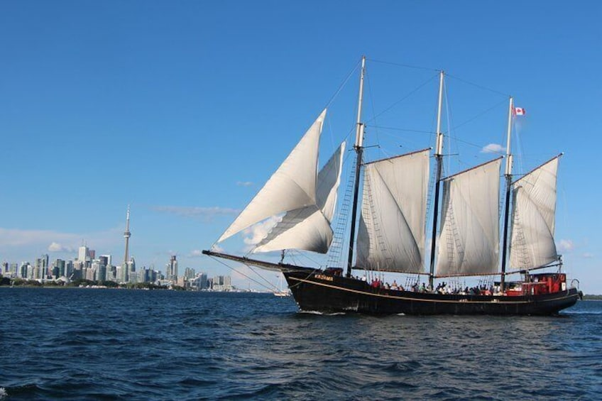 Show item 2 of 11. Tall Ship Kajama