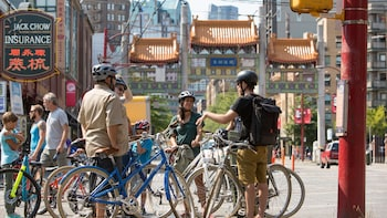 Vancouver Encompassed Bicycle Tour