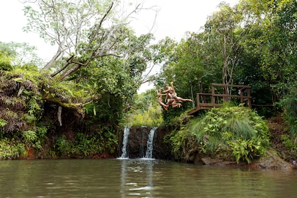 Jungle Kayaking Adventure & Optional Ziplining