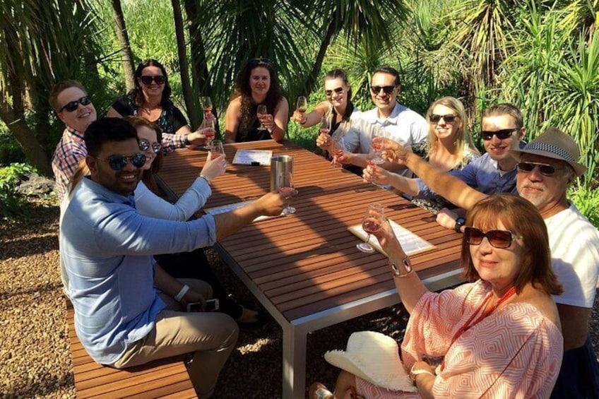 Premium Full Day Waiheke Wine Tour
