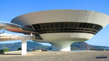 Niterói City Tour & Contemporary Art Museum Admission