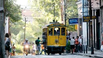 Old Rio de Janeiro & Santa Teresa Tour with Transfer