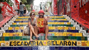 Tour of Santa Teresa & Old Rio de Janeiro