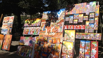 Guided Tour to the Ipanema Hippie Fair Crafts Market
