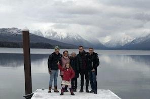 Glacier National Park Half-Day Private Tour