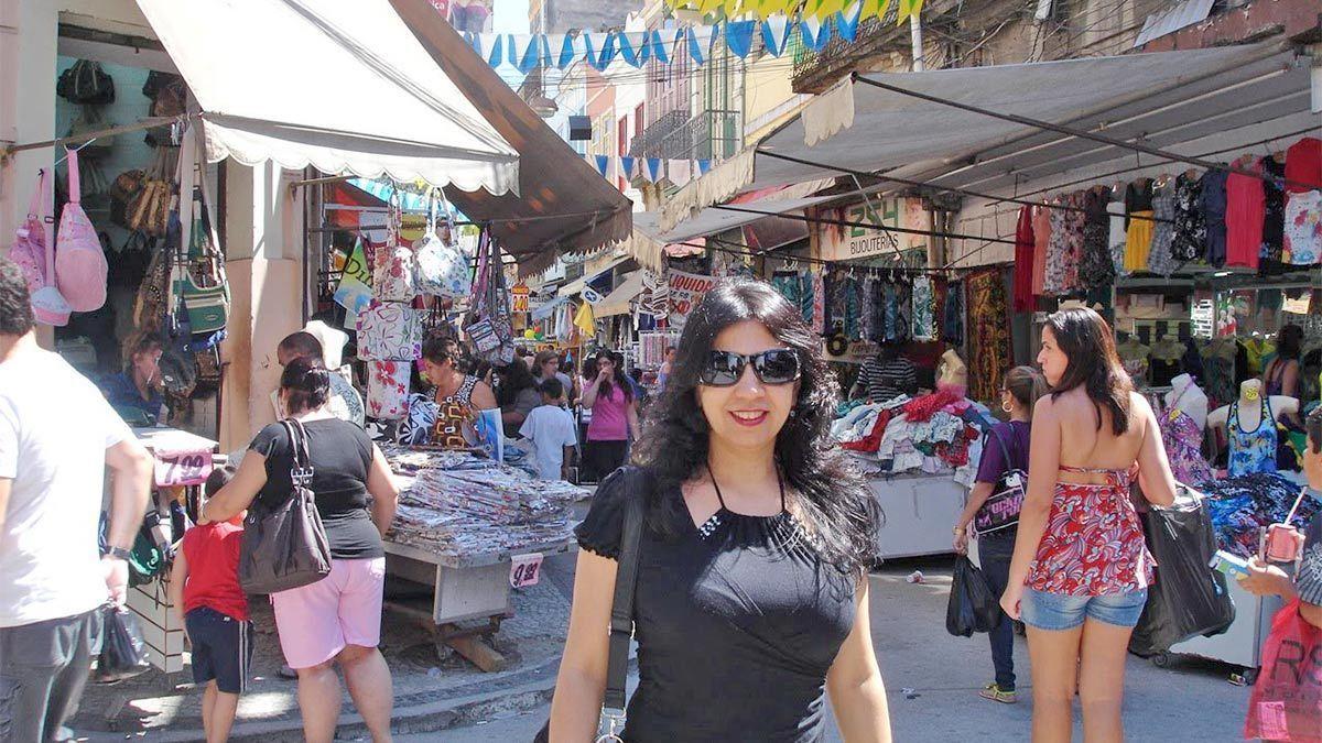 Half-Day Saara Shopping District Tour