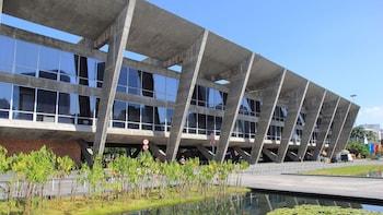 Visite guidée du musée d'art moderne de Rio de Janeiro