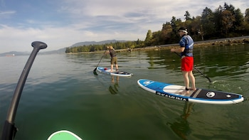 Stand-Up Paddleboard Group Lesson