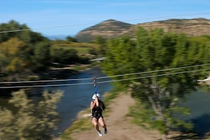 Small-Group Zipline Adventure in Durango