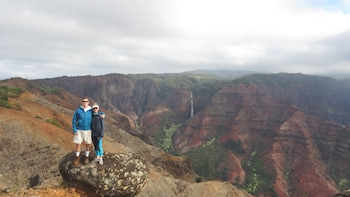 Highlights of Koke'e & Waimea Canyon State Parks Tour