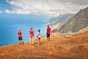 Private Waimea Canyon & Koke'e State Parks Hiking Adventure