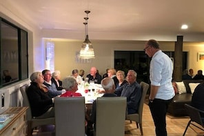 Norfolk Island Progressive Dinner to Island Homes