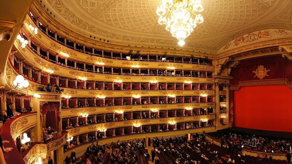 Show item 5 of 6. Duomo di Milano Cathedral & La Scala Theatre Tour