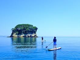 Water Sports Experience at Shizugawa Bay in Miyagi