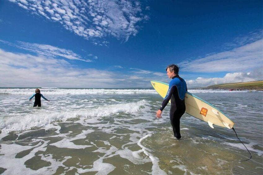 Show item 2 of 11. Sligo surfing. Sligo. Guided. Full/half day.
