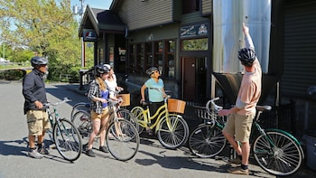 Victoria Craft Beer Tasting Bicycle Tour
