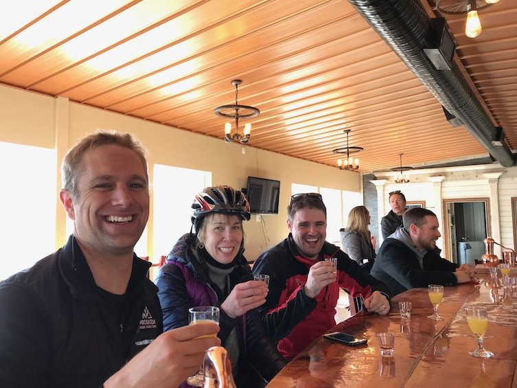 Show item 3 of 5. Victoria Craft Beer Tasting Bicycle Tour
