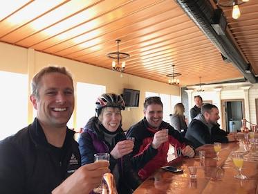 Victoria Craft Beer Tasting Bicycle Tour