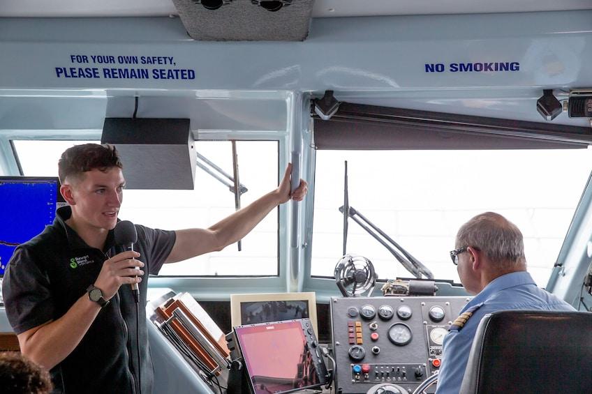 Show item 5 of 10. Stewart Island Ferry Service