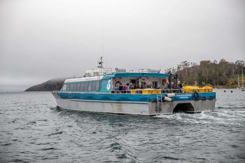 Show item 4 of 10. Stewart Island Ferry Service
