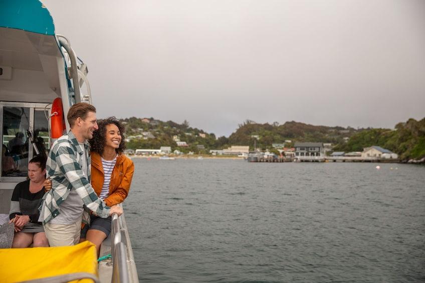 Show item 1 of 10. Stewart Island Ferry Service