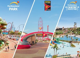 PortAventura, FerrariLand & Caribe Aquatic Park
