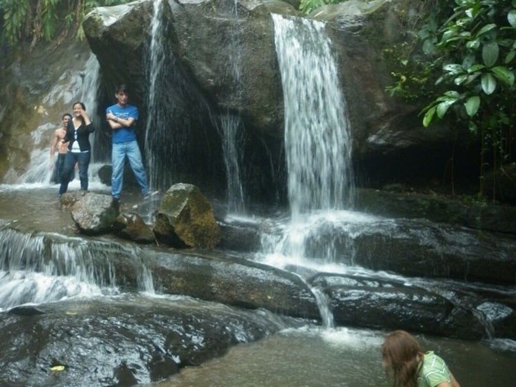 Show item 1 of 6. Full Day Towards the El Tambo Waterfall (Private)