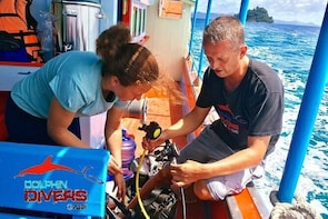 1-Day Scuba Review in Koh Chang