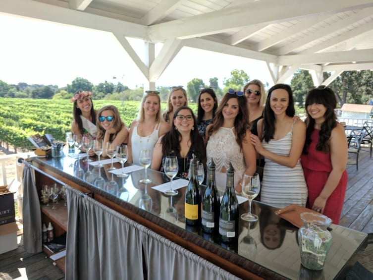 6-Hour Private Limousine Wine Country Tour of Santa Barbara