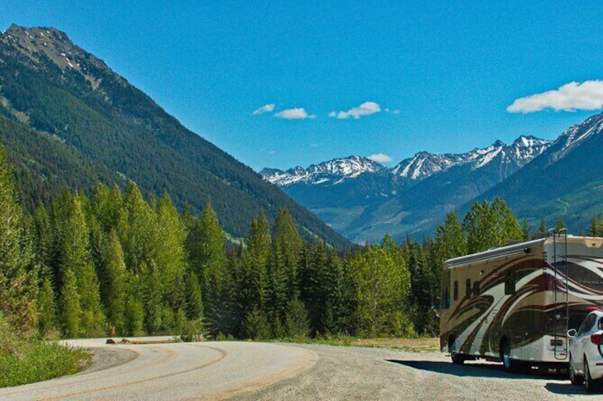 Show item 1 of 10. Listen to a Tour Guide as You Drive Between Kamloops & Revelstoke
