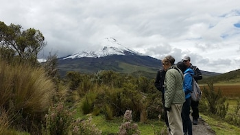 2-Day Antisana & Cotopaxi Volcanoes overnight trip