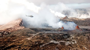 Big Island Volcano Deluxe Tour